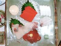 刺身膳 2,100円 (税別)