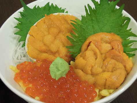 極上丼 カニ汁付き 2,650円+税