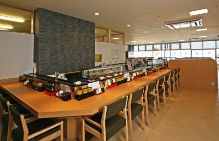 Sushi-Go-Round Totoraku Sushi