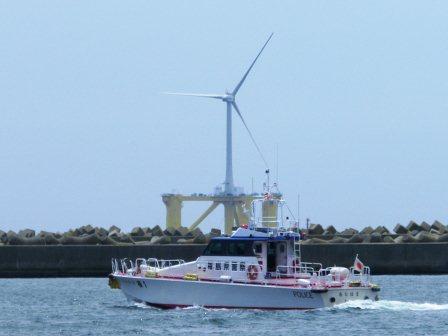 福島復興 浮体式洋上ウインドファーム 実証研究事業 紹介コーナー