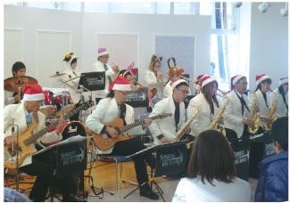 サンライズビッグバンド クリスマスコンサート