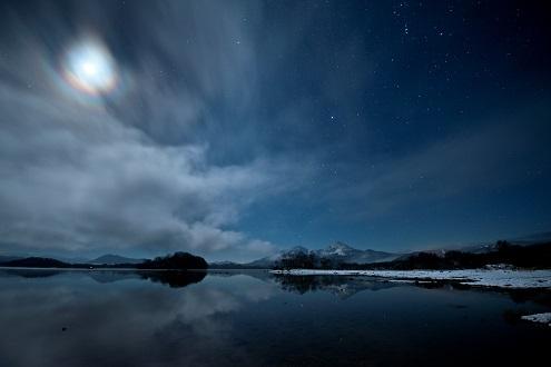 第4回 ふくしま星・月 写真コンテスト 入賞作品展