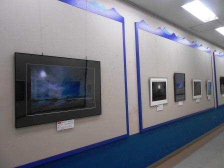 ふくしま星・月写真コンテスト 入賞作品展