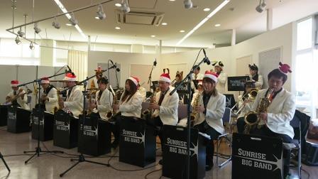 サンライズビックバンド クリスマスコンサート