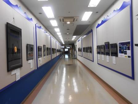 ふくしまの星・月の写真コンテスト 入賞作品展