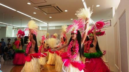 フラ・タヒティアン ダンスショー