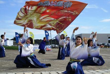 第10回YOSAKOI舞祭